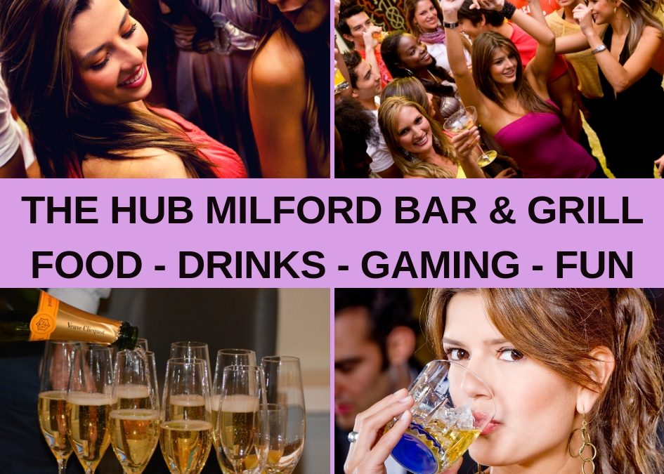 The Hub Bar and Grill Milford Guide