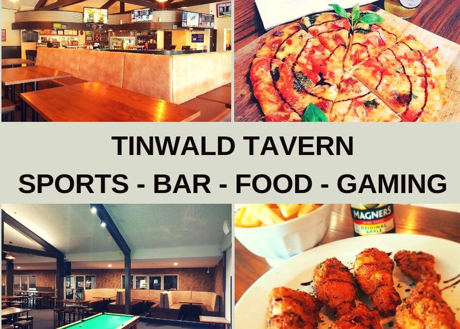 The Tinwald Tavern Asburton Guide