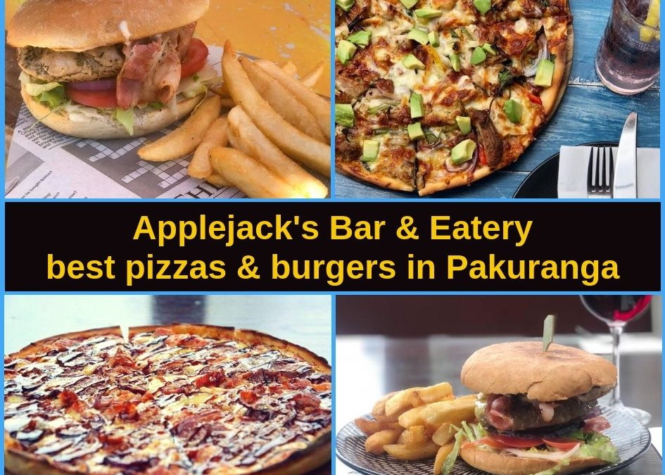 Applejacks Steakhouse, Bar & Eatery Pakuranga Heights Guide