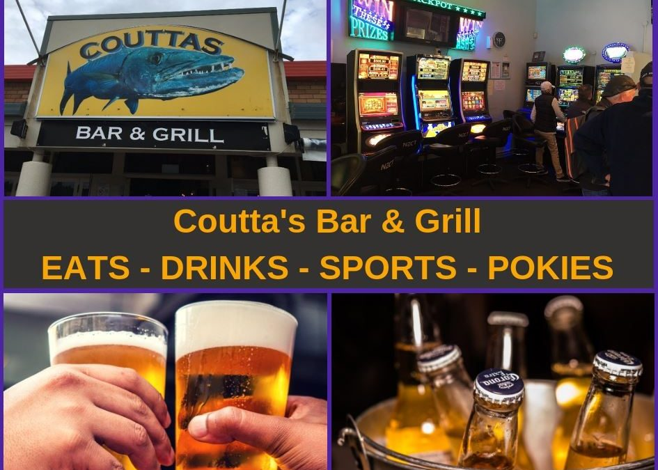 Coutta's Bar & Grill Red Beach Guide