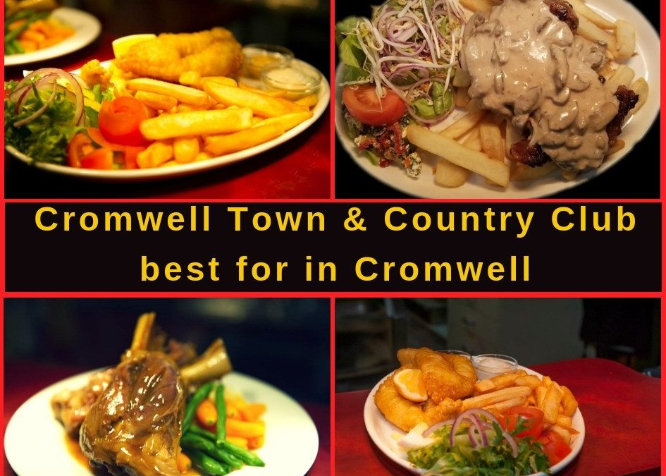 Cromwell Town and Country Club Guide