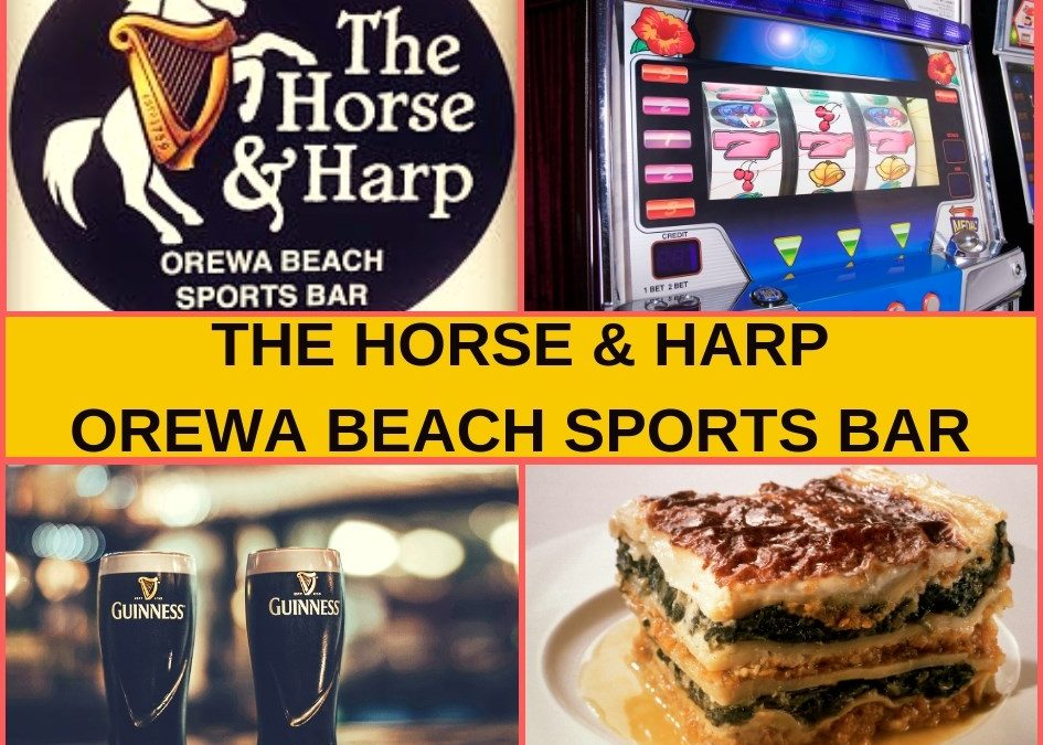The Horse and Harp Orewa Guide