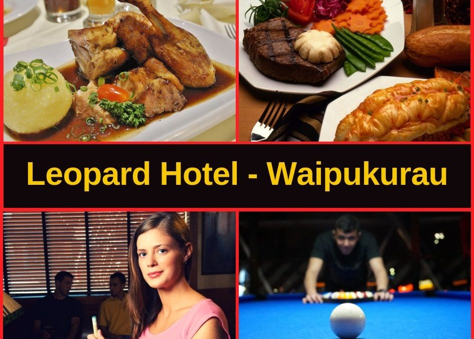 The Leopard Hotel Waipukurua Guide