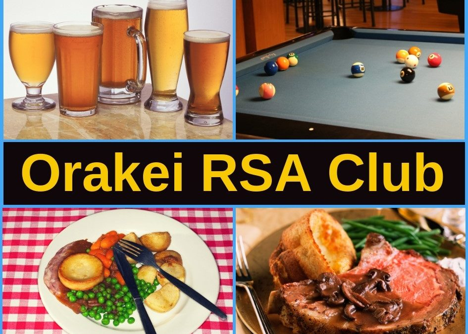 Orakei RSA Club Guide
