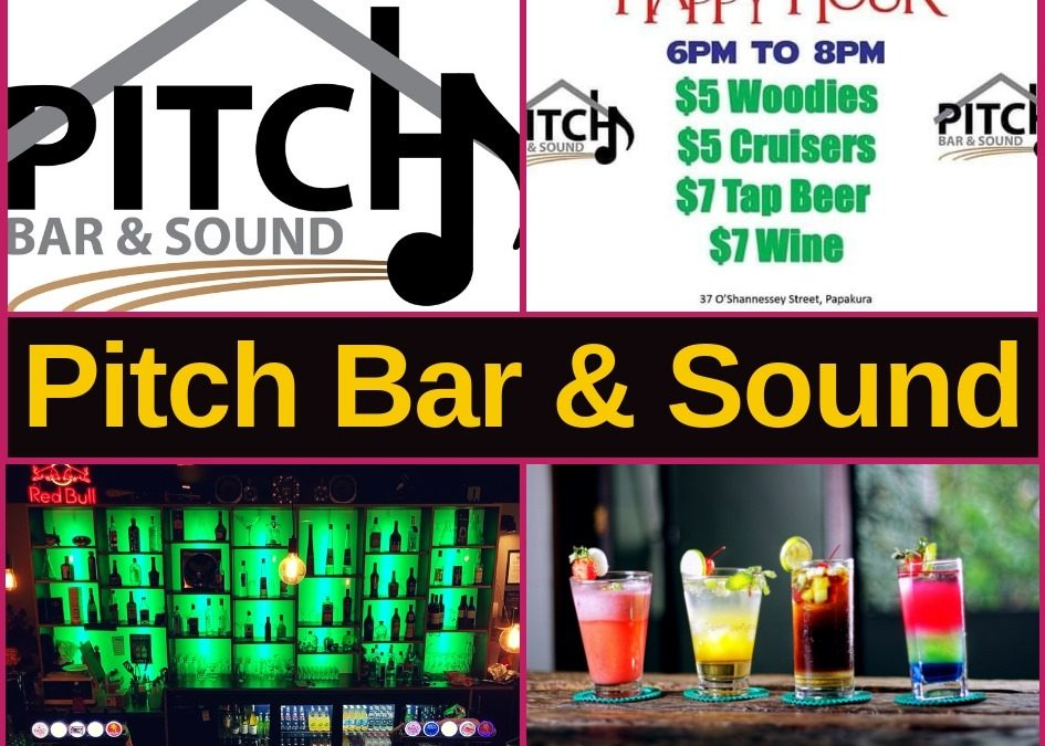 Pitch Bar and Sound Papakura Guide
