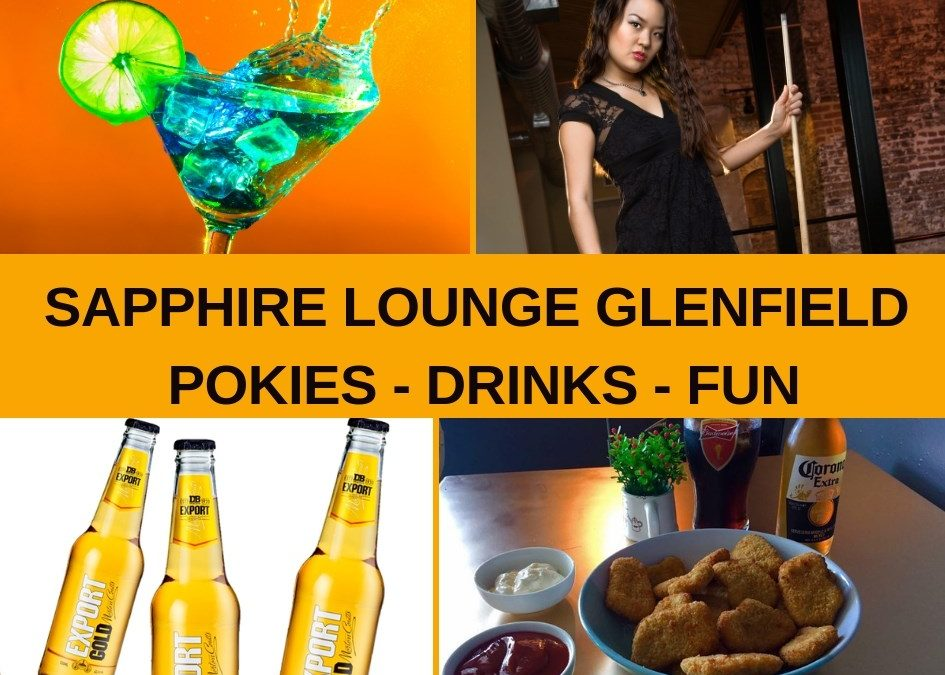 Sapphire Lounge Glenfield Guide