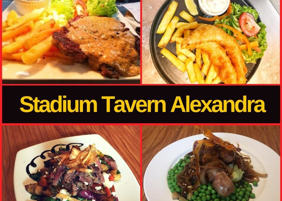 The Stadium Tavern Alexandra Guide