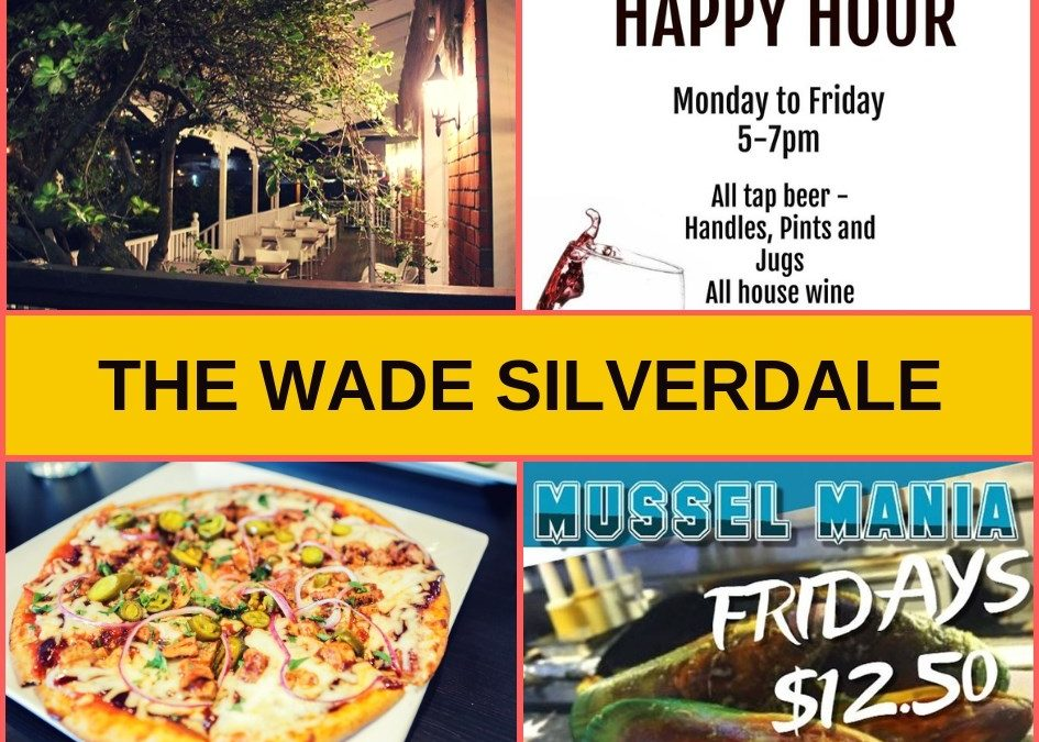 Wade Tavern Sports Bar and Bistro Auckland Guide