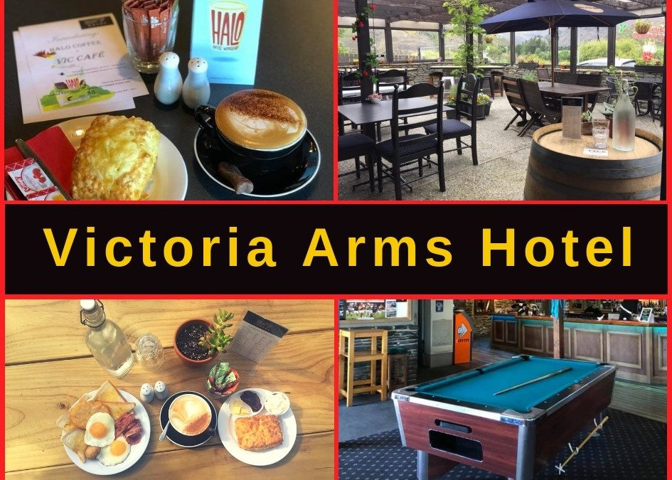 Victoria Arms Hotel Cromwell Guide