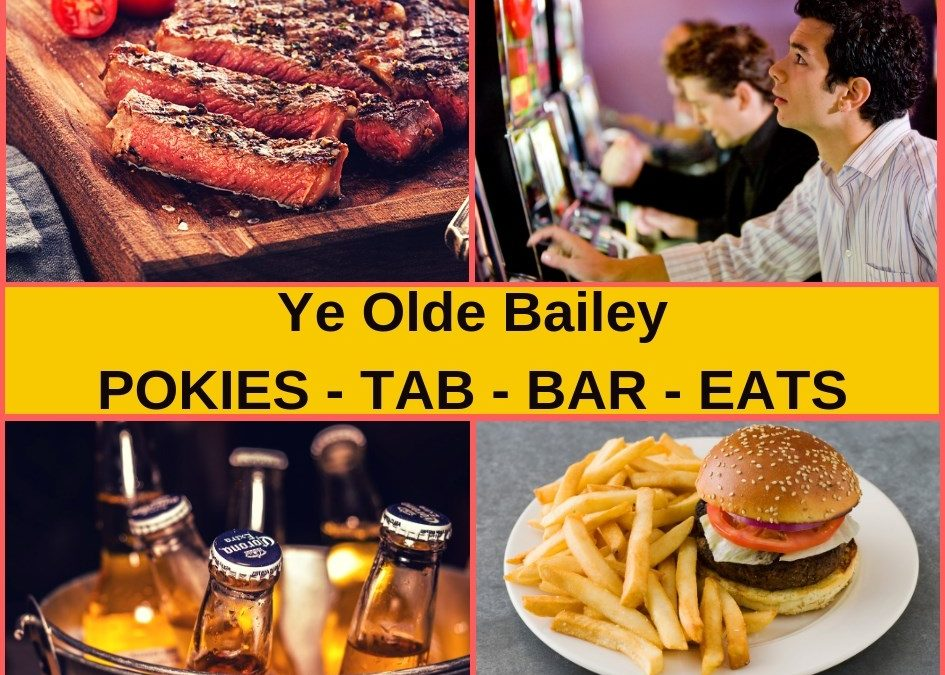 Ye Olde Bailey Pub East Tamaki Guide