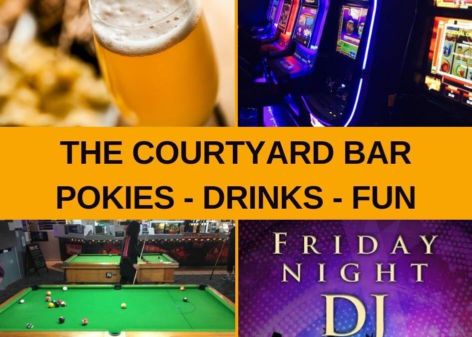 The Courtyard Bar Glen Innes Guide