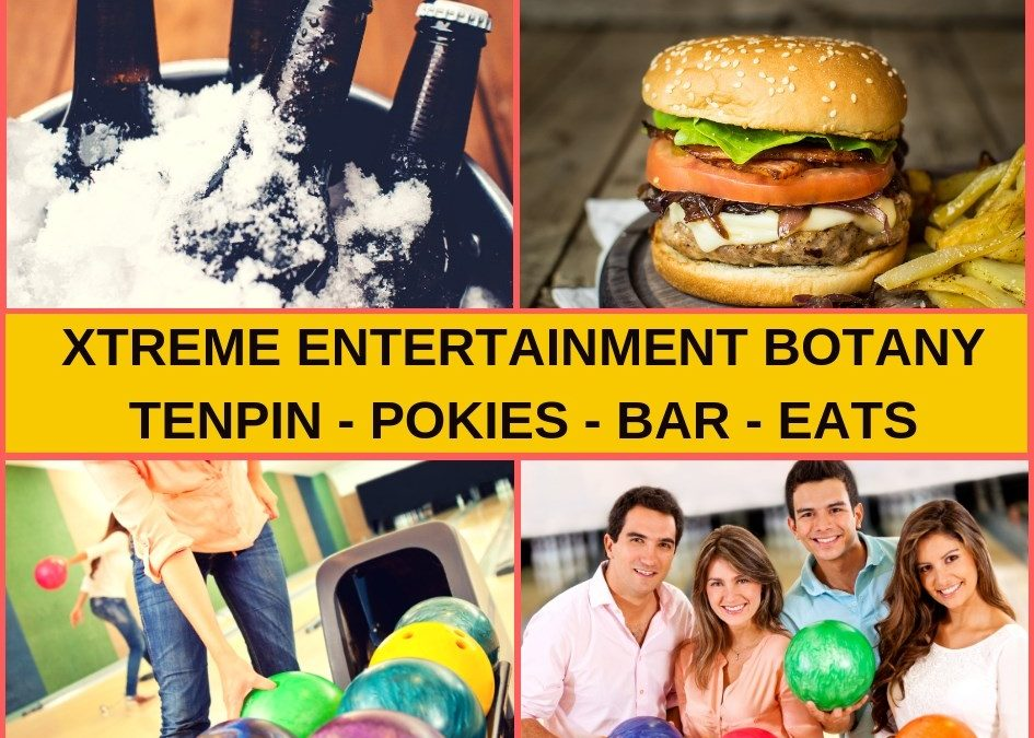 Xtreme Entertainment Venue Botany Guide