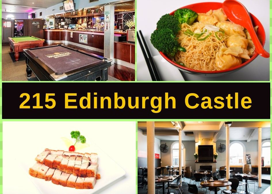 215 Edinburgh Castle Auckland Guide
