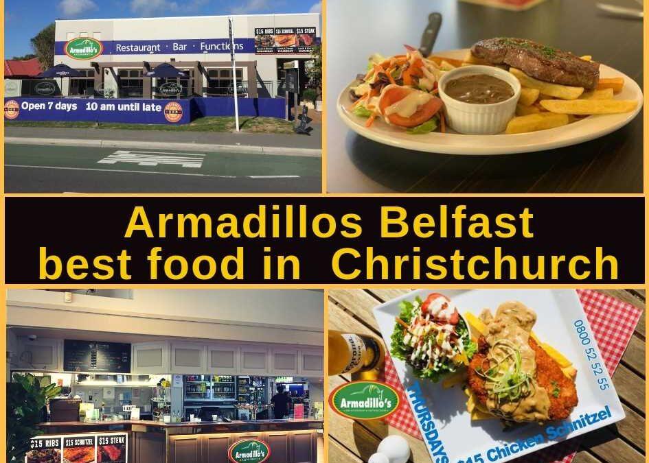 Armadillos Restaurant Belfast Guide