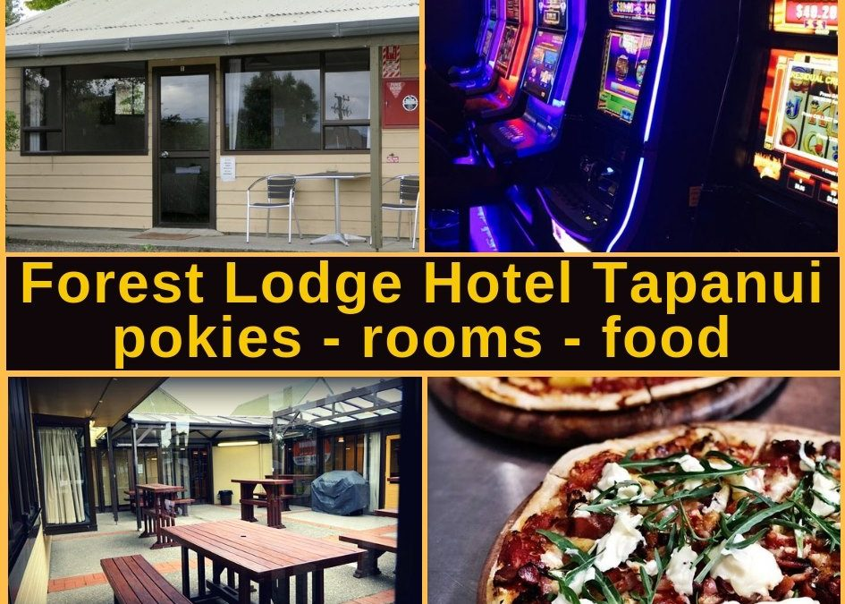 Forest Lodge Hotel Tapanui Guide