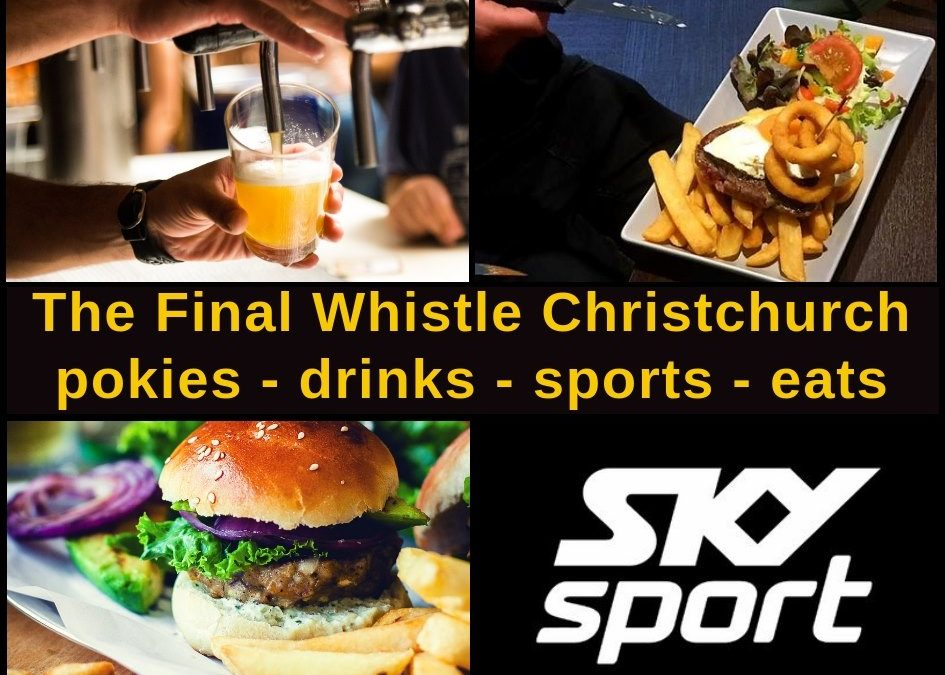 The Final Whistle Sports Bar Christchurch Guide