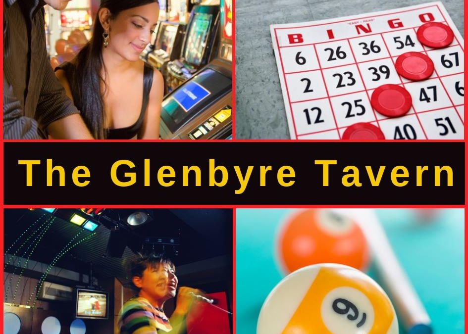 Glenbyre Tavern Christchurch Guide